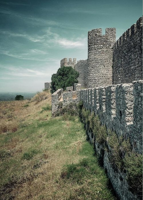 Fortification Greeting Cards