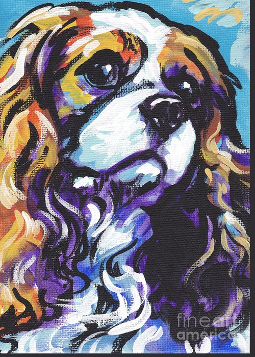 Cavalier Greeting Cards