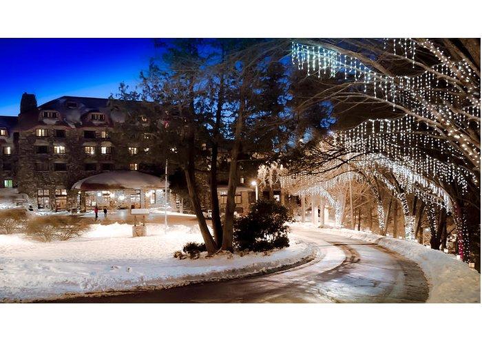 Grove Park Inn Photographs Greeting Cards