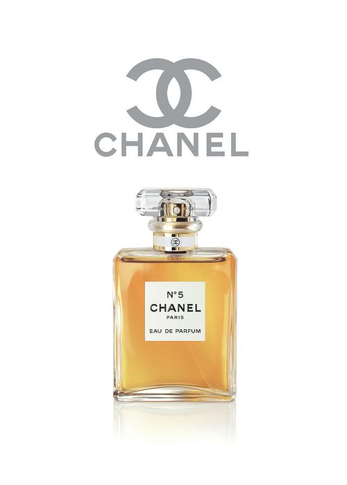 Chanel No 5 Parfum Black And White 03 Lifestyle And Fashion