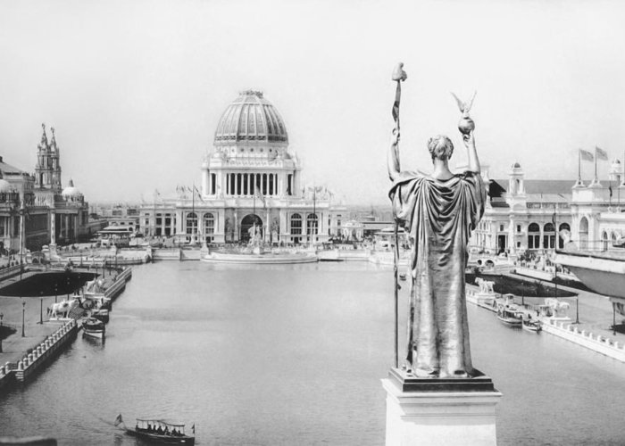 Columbian Exposition Greeting Cards