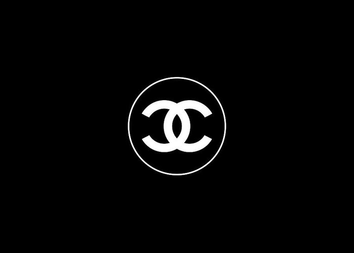 Coco Chanel Greeting Cards