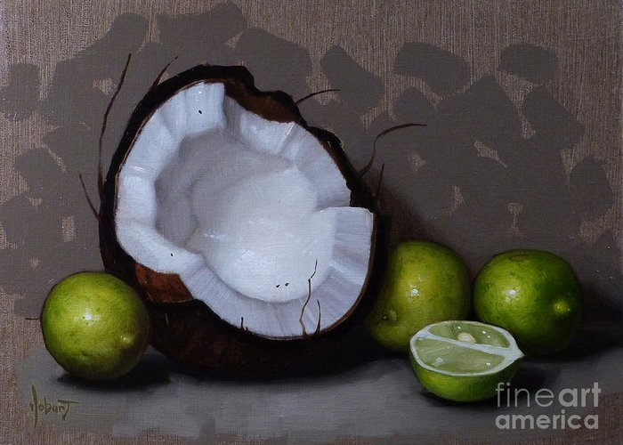 Coconut Greeting Cards