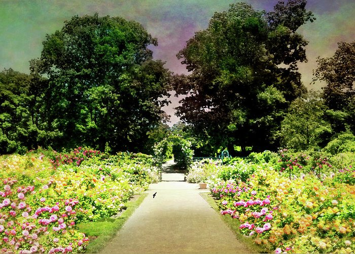 Landscape Greeting Card featuring the photograph Come To Me by Diana Angstadt