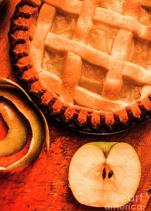 Pie Greeting Cards