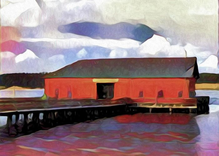Coupeville Greeting Cards