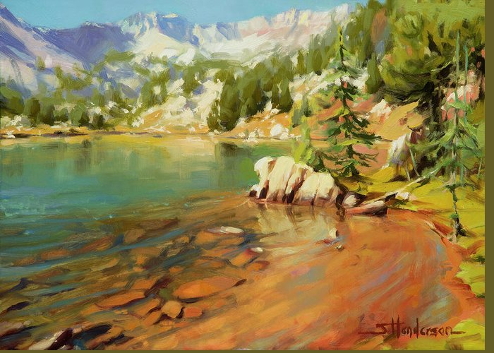 High Country Greeting Cards