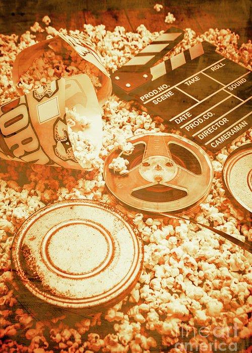 Filmstrip Greeting Cards