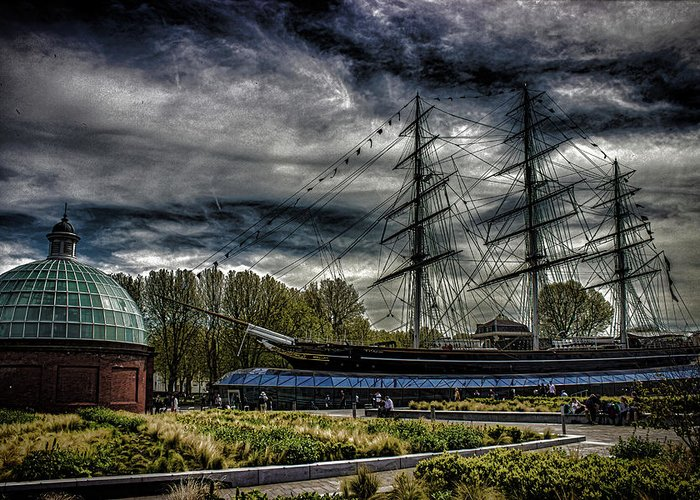 Cutty Sark Greeting Cards