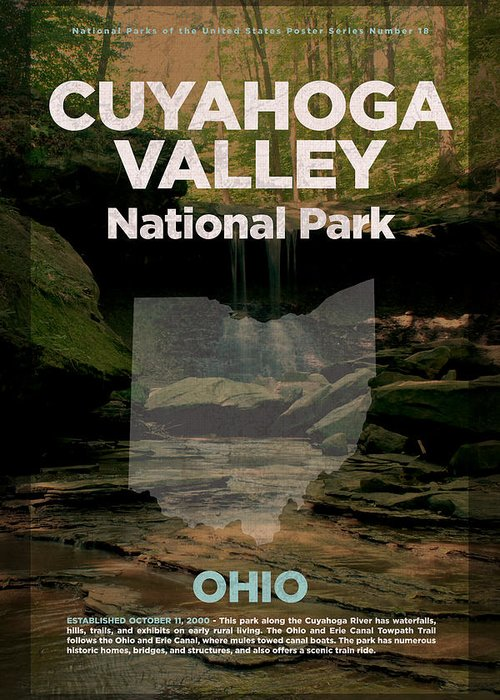 Cuyahoga Valley Greeting Cards