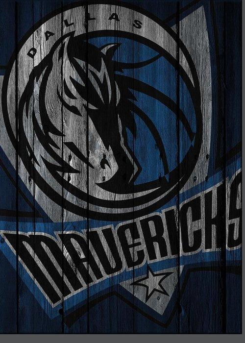 Dallas Mavericks Greeting Cards