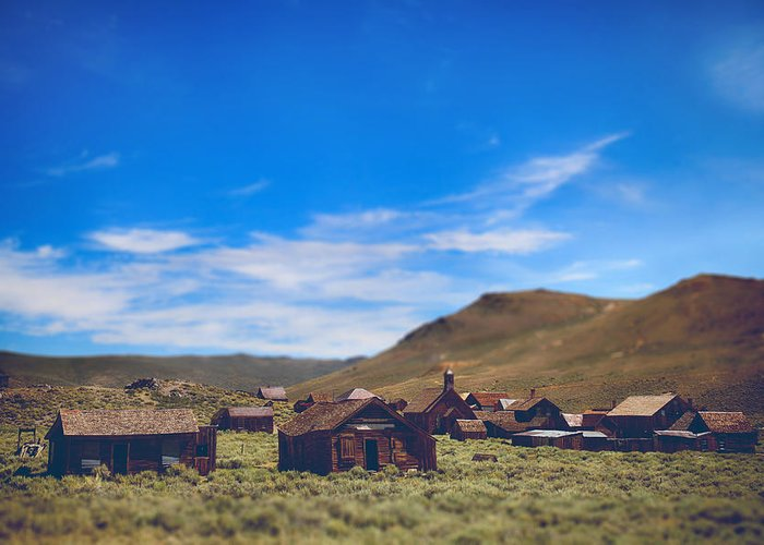 Bodie California Greeting Cards