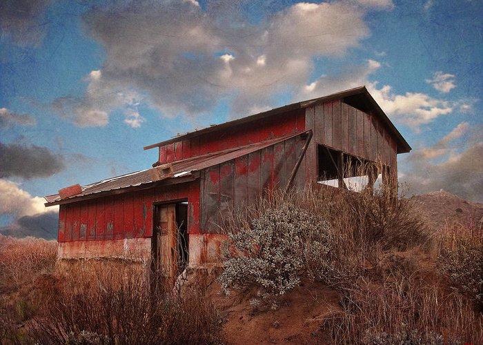 Glenn Mccarthy Greeting Card featuring the photograph Desert Hideaway by Glenn McCarthy Art and Photography