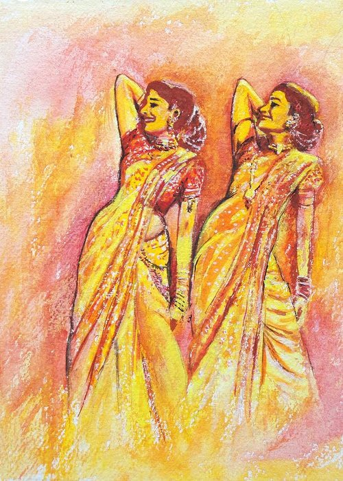 Bollywood Greeting Cards