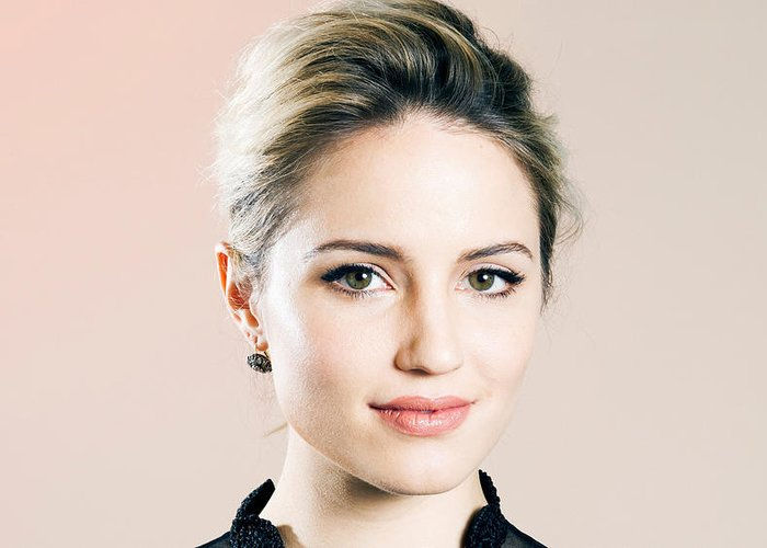 Dianna Agron Greeting Cards
