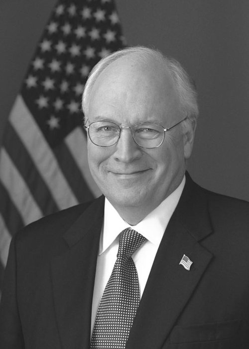 Dick Cheney Greeting Cards