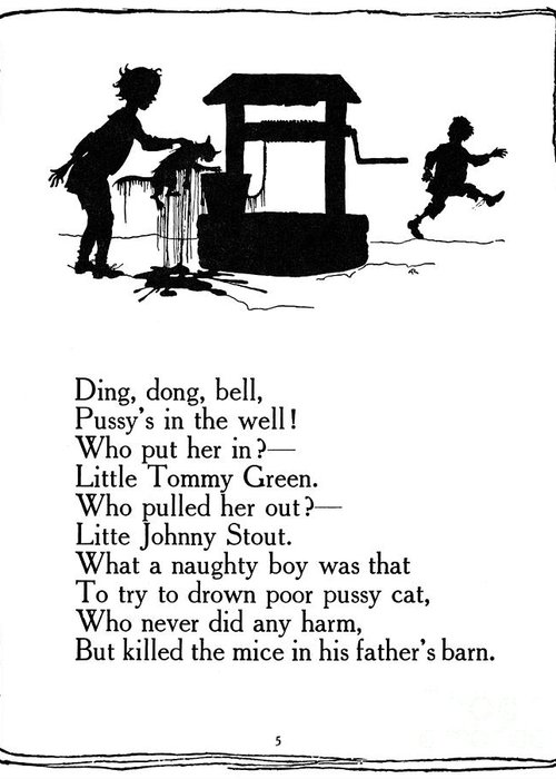 1913 Greeting Card featuring the photograph Ding, Dong, Bell by Granger