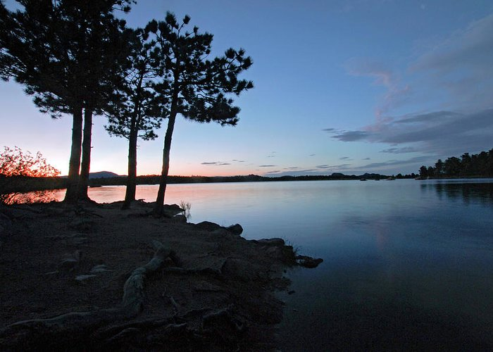 Fine Art Silhouette Photography. Dowdy Lake Colorado.fine Art Greeting Cards. Dowdy Lake Greeting Cards. Dowdy Lake Photography. Sunset Pictures. Sunset Lake Pictures. Sunset Lake Photography. Lake . Sunset. Camping. Fishing. Boating. Summer Camping. Twilight Photography. Twilight Greeting Cards. Sunset Posters. Mixed Media. Mixed Media Photography. Mixed Media Lake Photography. Mixed Media Silhouette Photography. Greeting Card featuring the photograph Dowdy Lake Silhouette by James Steele