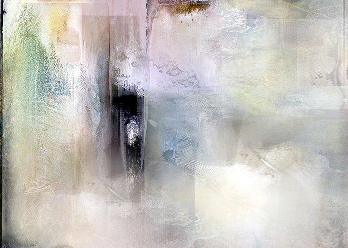 Davina Nicholas Greeting Card featuring the digital art Dragonshrine by Davina Nicholas