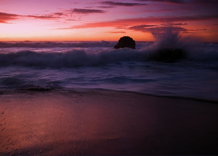 Southwest Greeting Card featuring the photograph Dramatic Serenity by Wayne Stadler