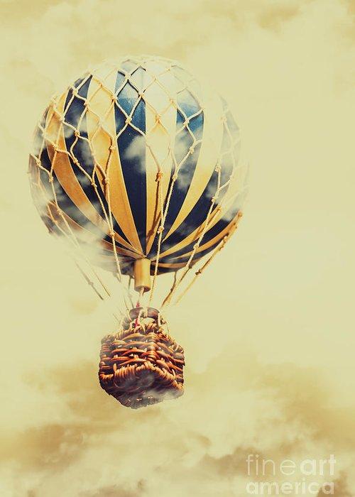 Ballooning Greeting Cards