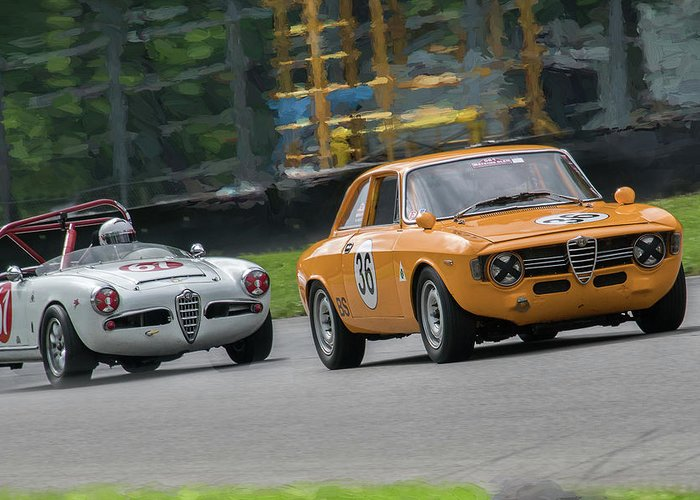 Designs Similar to Dueling Alfas by Jim Simpson