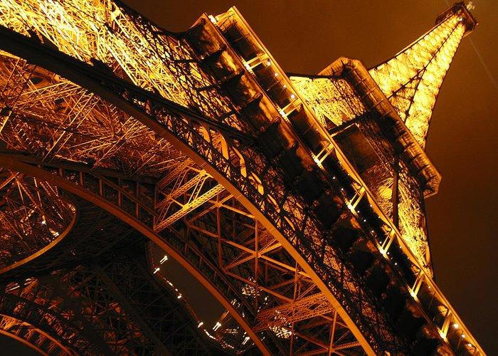 Eiffel Tower Greeting Cards