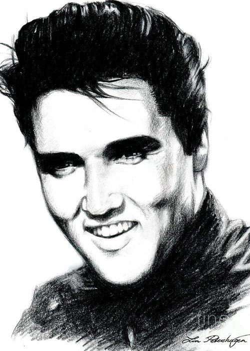 Elvis Greeting Cards
