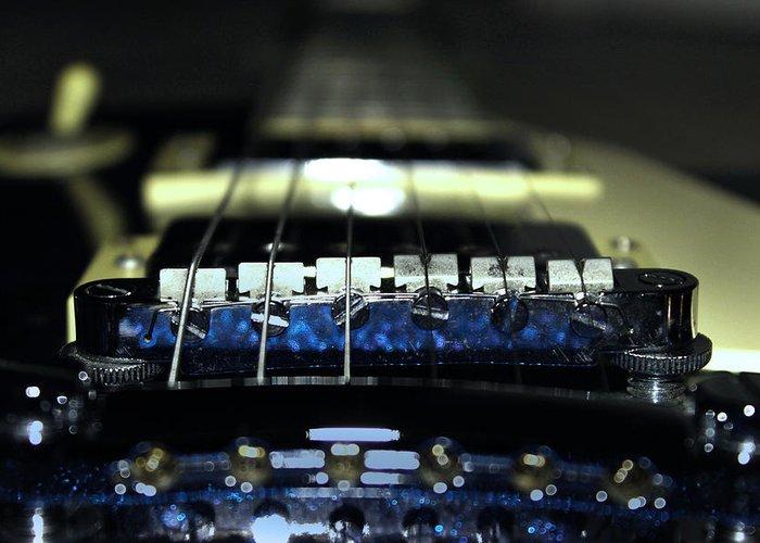 Epiphone Les Paul Guitars Greeting Cards