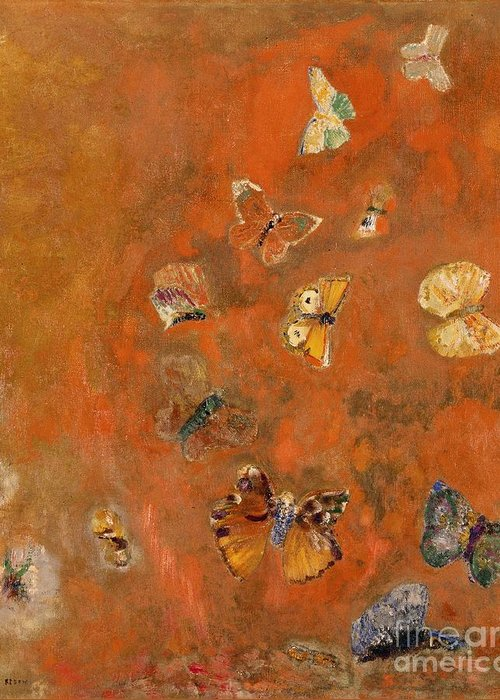 Butterflies Greeting Cards