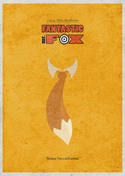 Fox Digital Art Greeting Cards