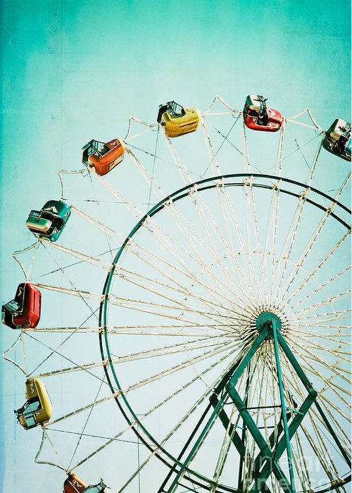 Wheels Greeting Cards