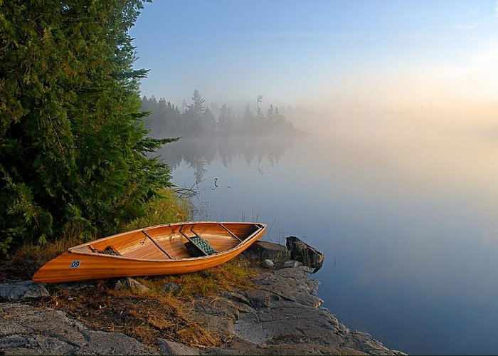 Boundary Waters Photographs Greeting Cards