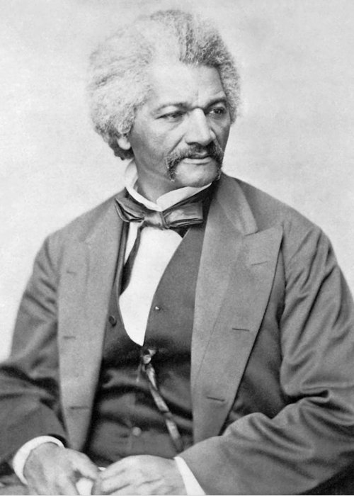 Frederick Douglass Photographs Greeting Cards