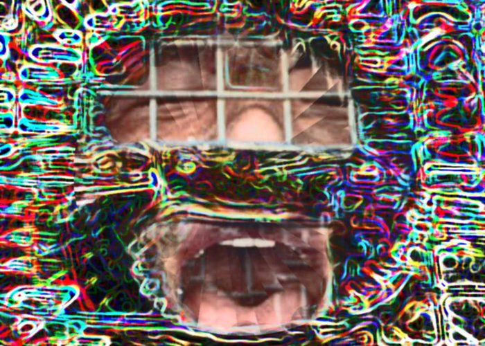 Free Greeting Card featuring the digital art Free Speech by Jonathan Shaps