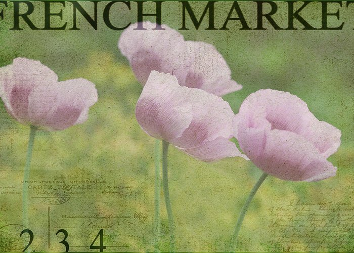 French Market Greeting Cards