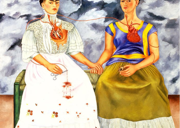Frida Greeting Cards