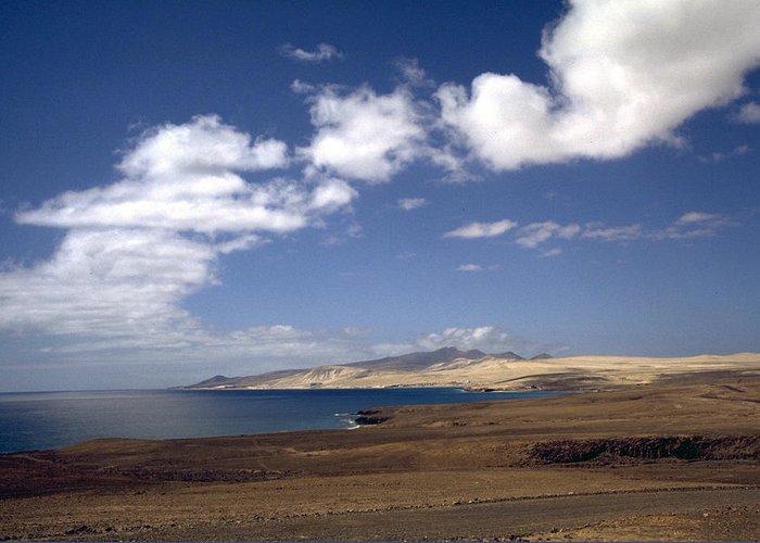 Fuerteventura Greeting Card featuring the photograph Fuerteventura II by Flavia Westerwelle