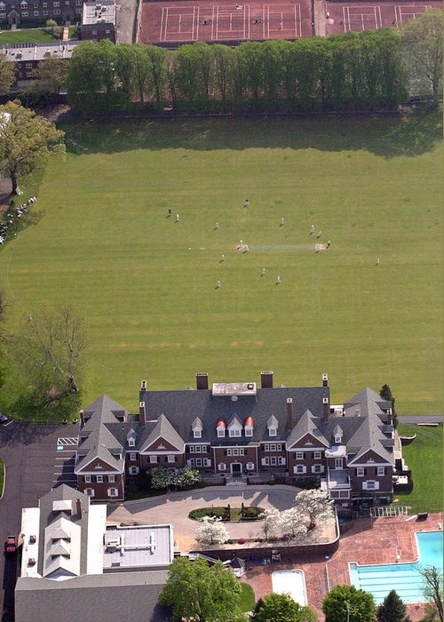 Merion Cricket Club Greeting Cards