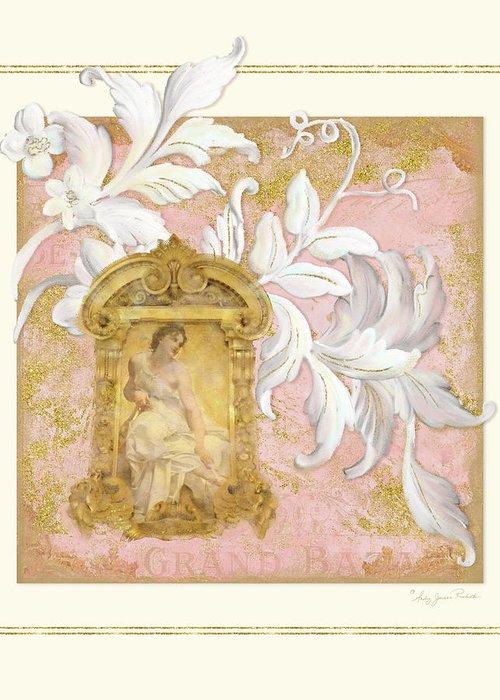 Tendrils Paintings Greeting Cards