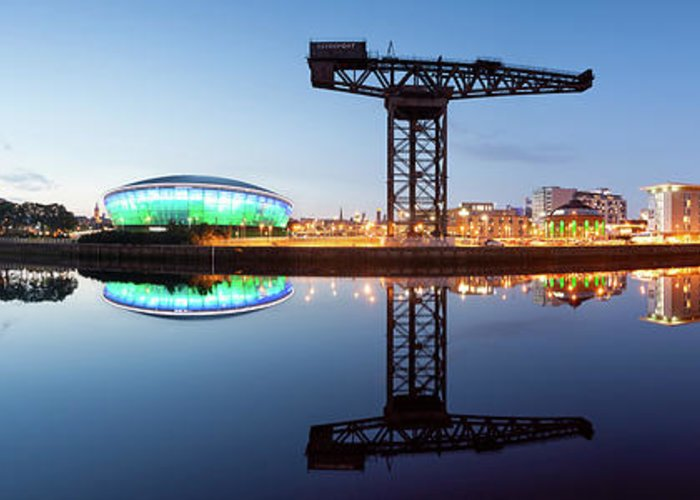 River Clyde Greeting Cards