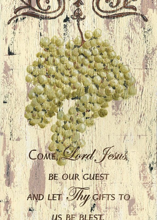 Grape Bunch Greeting Cards