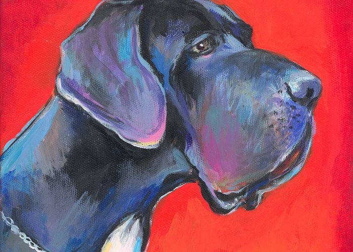 Your Pet Artist Greeting Cards