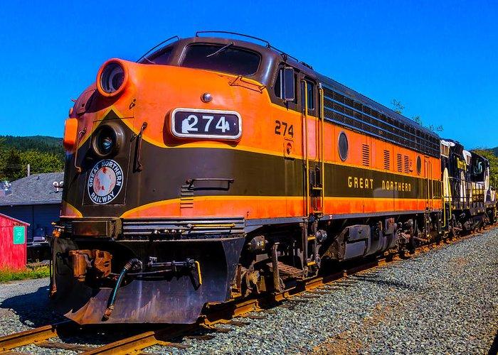 Great Northern Railroad Art | Fine Art America
