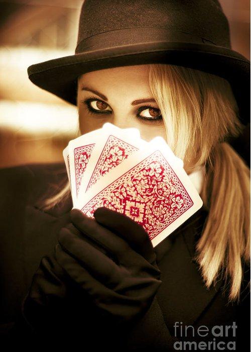 Astrologer Greeting Cards