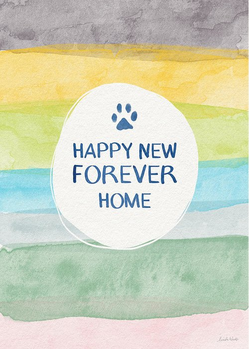 Dog adoption greeting cards fine art america dog adoption greeting cards m4hsunfo