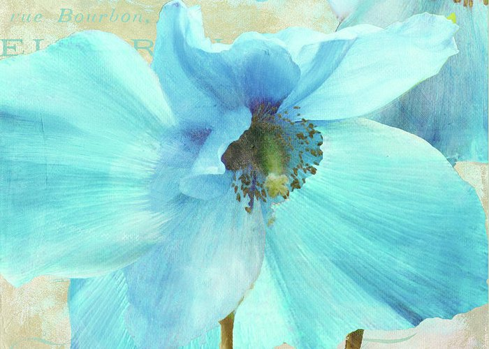 Poppies Home Decor Greeting Cards