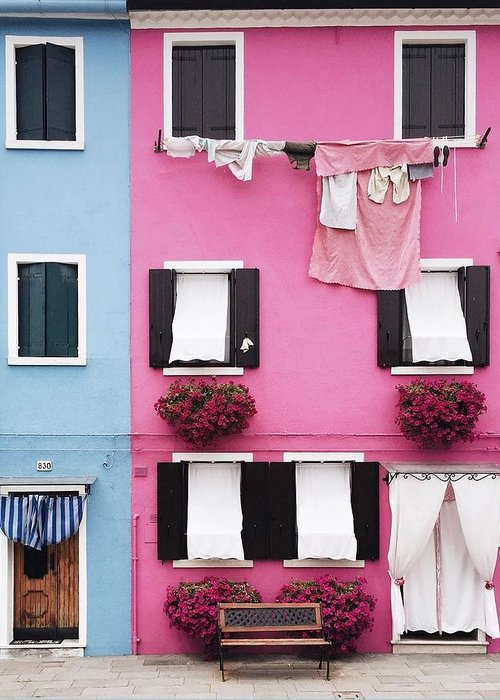 Burano Greeting Cards
