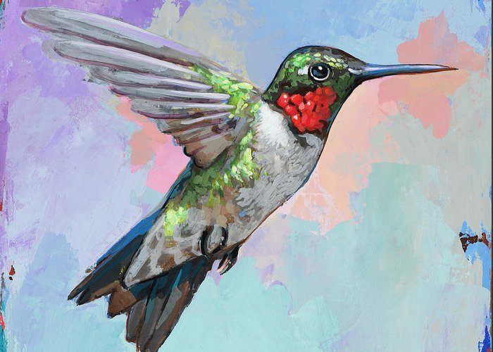 Small Birds Greeting Cards