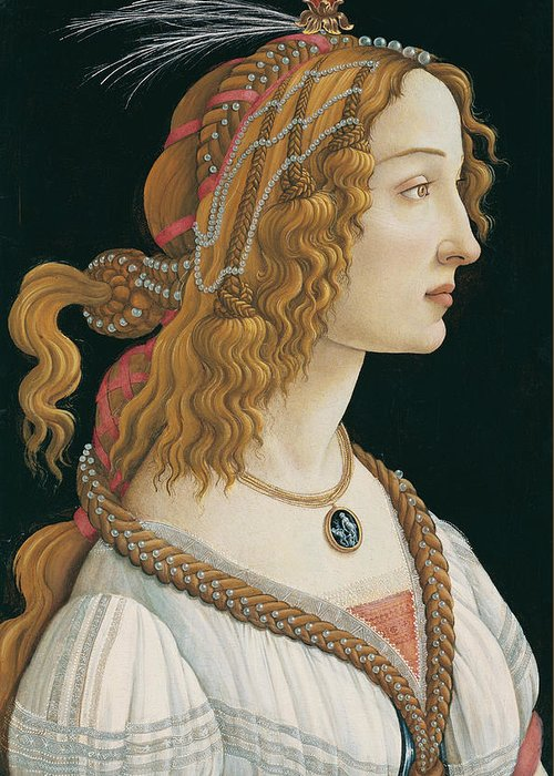 Botticelli Greeting Cards